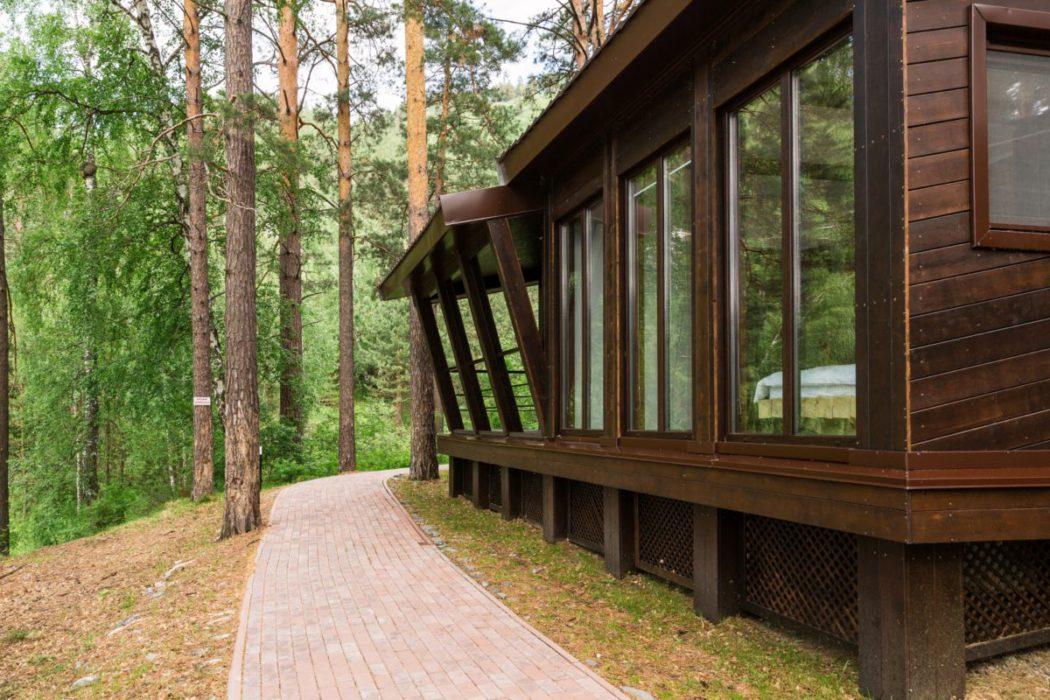 Парк отель Шишка Алтай