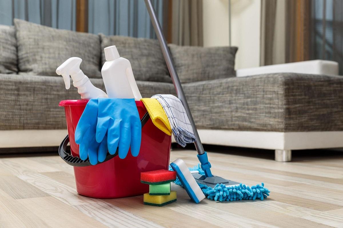 Срочная уборка квартир, офисов, помещений в Тольятти