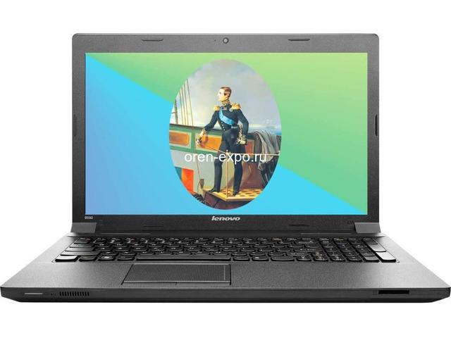 Продаю ноутбук Lenovo B590 - 1