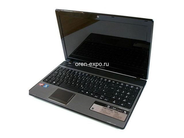 Б/У ноутбук Acer aspire 5551G - 1