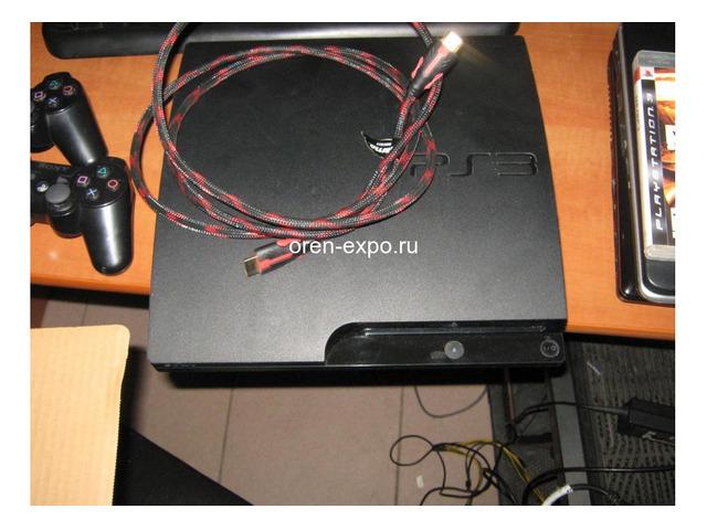 Игровая приставка PS3 CECH-3008A 160GB - 1