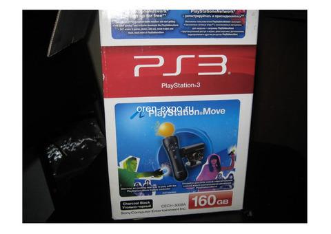 Игровая приставка PS3 CECH-3008A 160GB