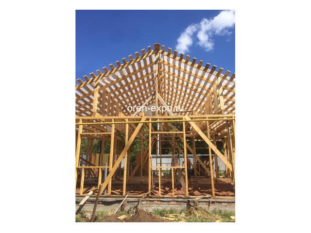 Строительство каркасных домов, бань, дачных домиков - 1