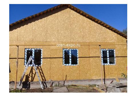 Строительство каркасных домов, бань, дачных домиков
