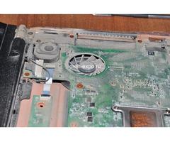 Чистка системы охлаждения ноутбука от пыли с заменой термопасты