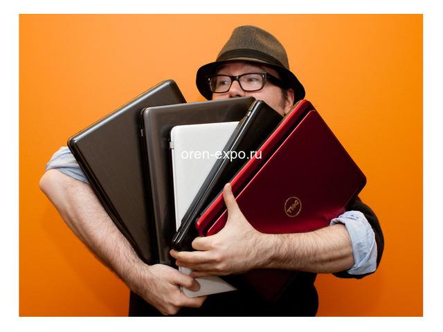 Продажа бу компьютеров и ноутбуков - 1