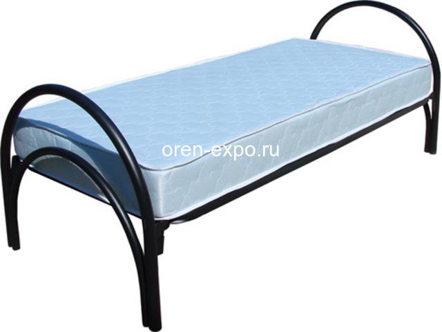 Кровати металлические для дома по низкой цене - 1