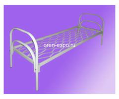 Бюджетные кровати металлические со сварной сеткой, эконом - Изображение 7