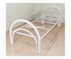 Двухъярусные кровати металлические с ДСП спинкой, престиж - Изображение 4
