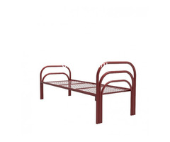 Двухъярусные кровати металлические с ДСП спинкой, престиж - Изображение 7
