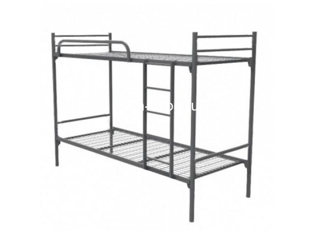 Оптом реализуем металлические кровати с доставкой по стране - 2