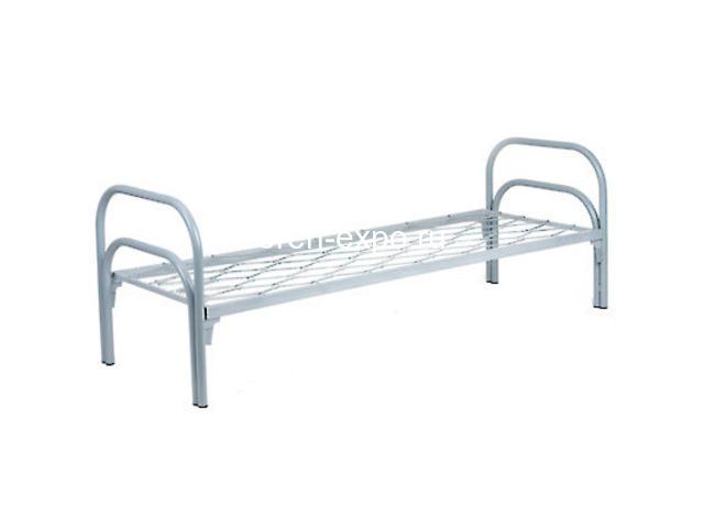 Оптом реализуем металлические кровати с доставкой по стране - 7