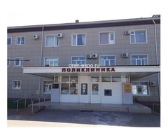 Красногвардейская центральная районная больница