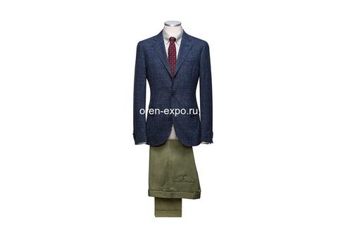 Индивидуальный пошив деловой и повседневной мужской одежды