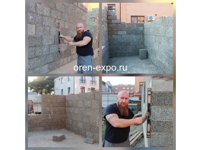 Дома из Арболит Блока в стиле Хай-Тек - 2