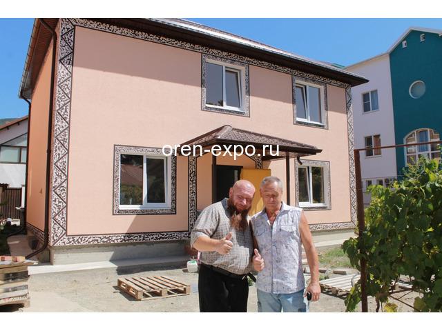 Дома из Арболит Блока в стиле Хай-Тек - 7