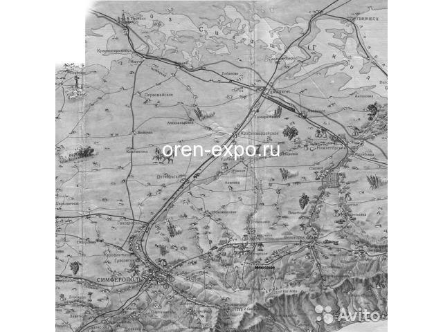Продается  земельный  участок  в  поселке  Межгорье  Белогорского  района. - 2