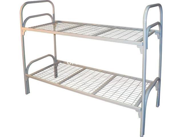 Качественные металлические кровати в розницу по низкой цене - 4