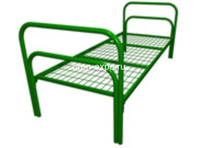 Реализуем оптом и в розницу кровати металлические для детских домов - 6