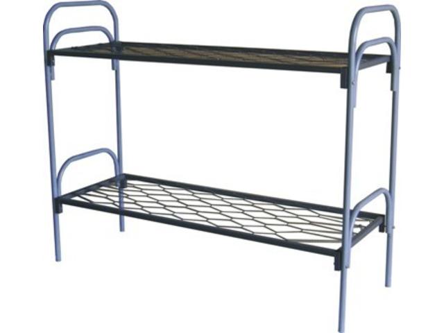 Кровати металлические со сварной сеткой, доставка по стране - 2