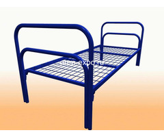 Кровати металлические со сварной сеткой, доставка по стране - Изображение 3