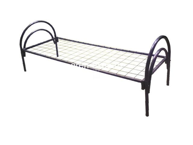 Кровати металлические со сварной сеткой, доставка по стране - 5