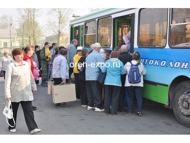Новое расписание дачных автобусов в Курске в 2021 году - 1
