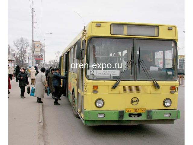 Новое расписание дачных автобусов в Липецке 2021 г - 1