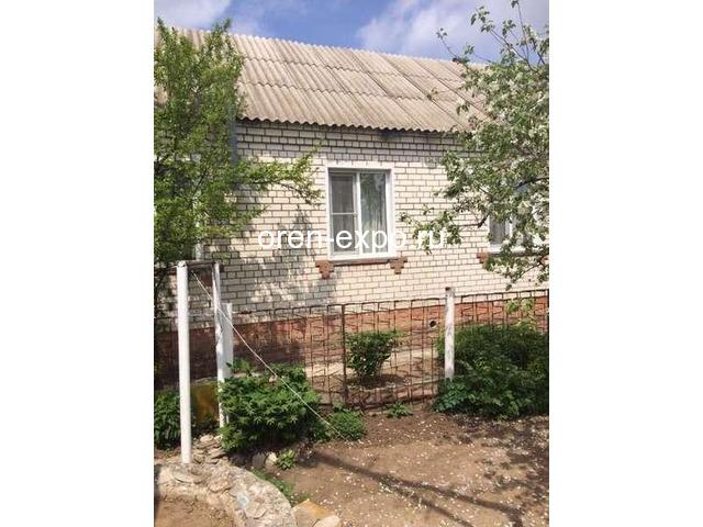 Кирпичный дом во Фролово.70 кв. м. - 1