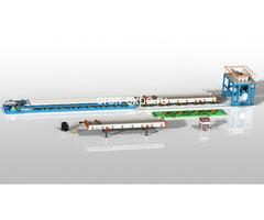 Линия по производству пустотных плит ПК - Изображение 1