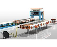 Линия по производству пустотных плит ПК - Изображение 2