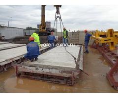 Линия по производству дорожных и аэродромных плит - Изображение 1