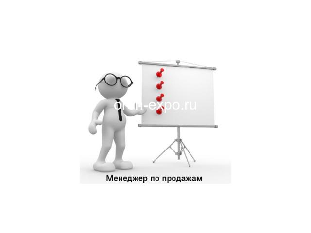 Менеджер по продажам - 1
