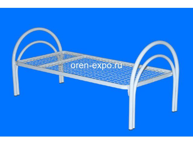 Кровати металлические прочные, престиж класс - 1
