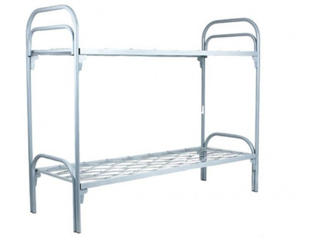 Металлические кровати прочные для детских садов - 1