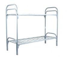 Металлические кровати прочные для детских садов - Изображение 1
