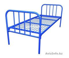 Кровати металлические в общежития, интернаты - Изображение 1