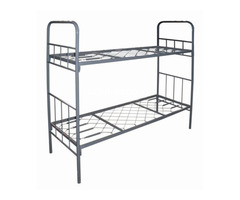 Кровати металлические в общежития, интернаты - Изображение 2