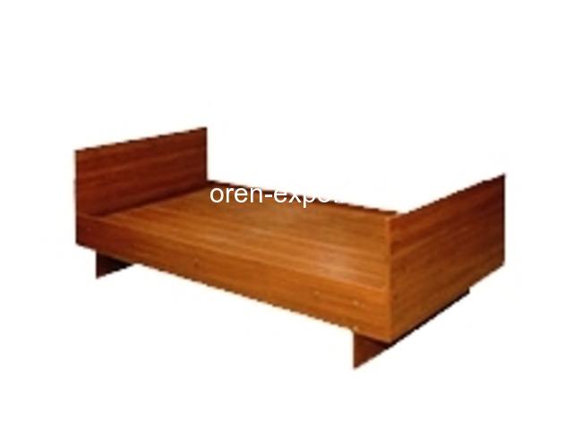 Металлические кровати дешево купить для дачи - 5