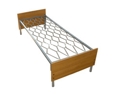 Кровати металлические по оптовой цене с доставкой по стране - Изображение 1