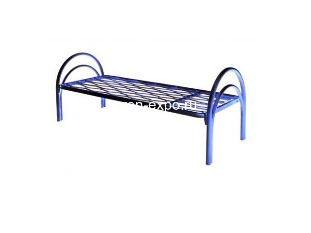 Кровати металлические по оптовой цене с доставкой по стране - 3