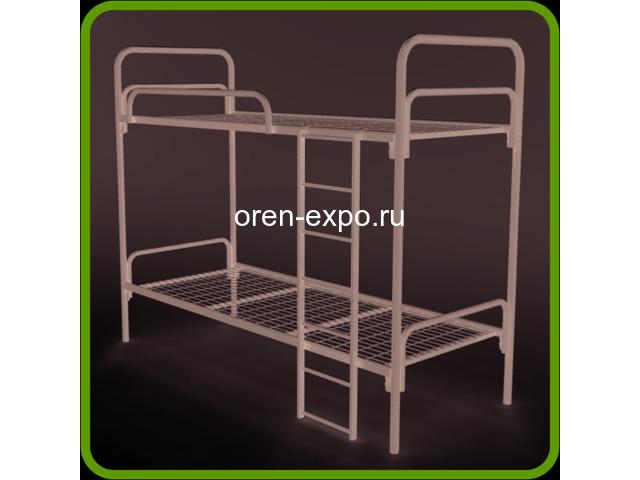Кровати металлические по оптовой цене с доставкой по стране - 4
