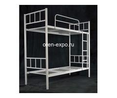 Заказать у производителя кровати металлические трехъярусные - Изображение 3