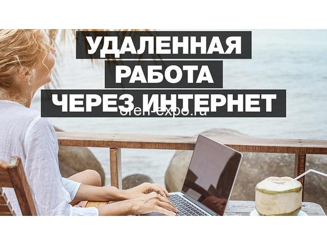 В онлайн проект требуется куратор. - 1