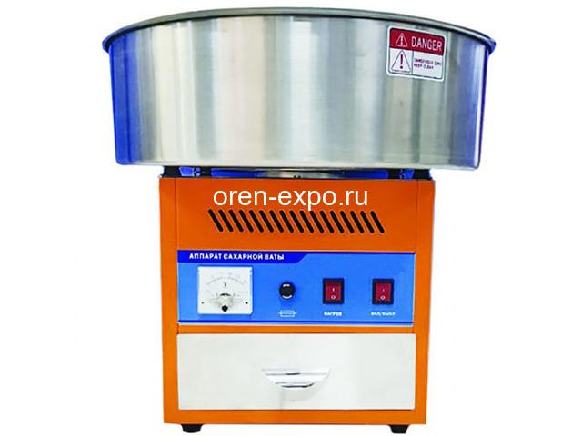 Аппарат для производства сахарной ваты HEC-01 - 1