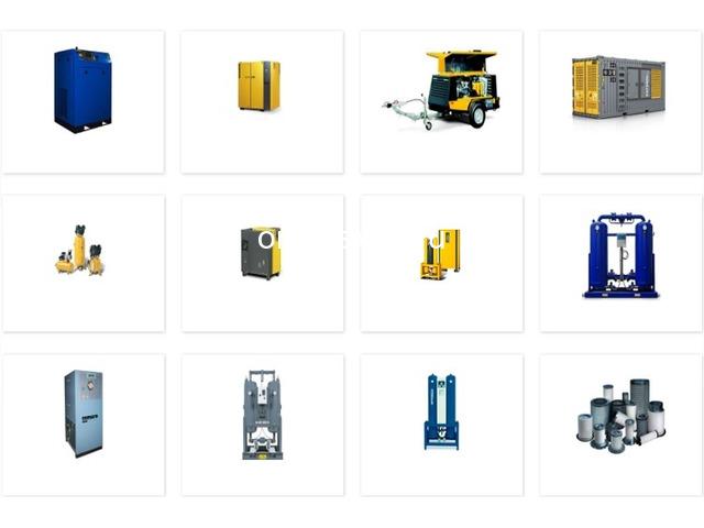 Компрессоры и компрессорное оборудование - 1