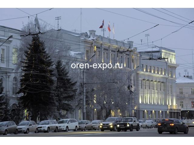 Администрация, департаменты, управления Омска - 1