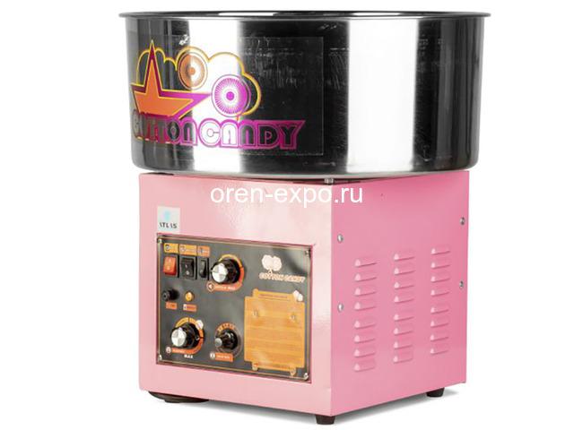 Аппарат для производства сахарной ваты WY-771 - 1