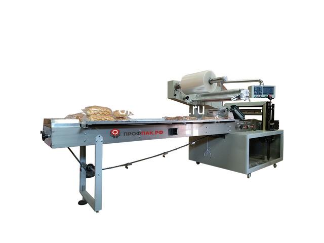 Оборудование для упаковки хлебобулочных изделий и выпечки горизонтальным автоматом MAG 700 - 1