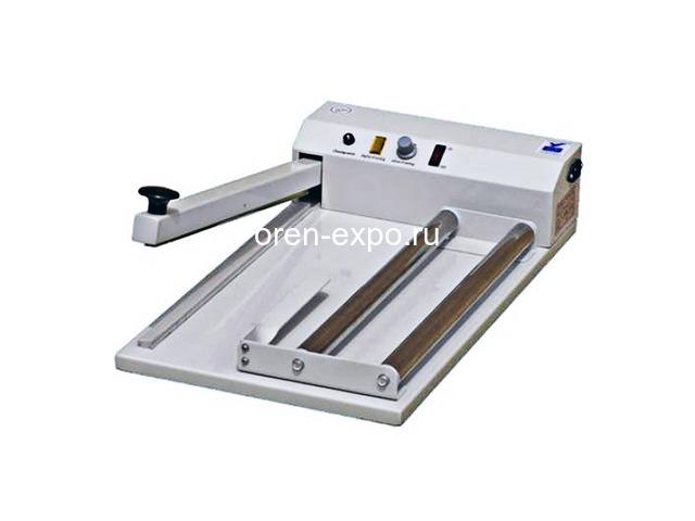 Запайщик пакетов ручной SP-600 с рулонодержателем - 1